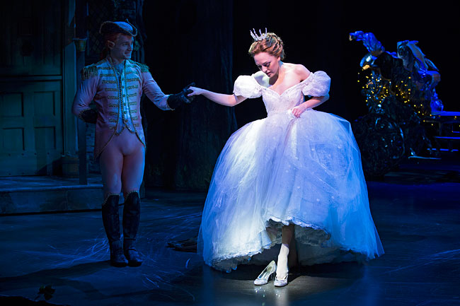 Cinderella's slipper: the ultimate must-have shoe | Minnesota ...