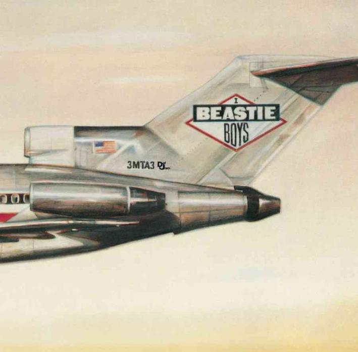 The Beastie Boys were the first rap act to go to No. 1 today in Music History.
