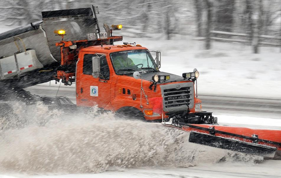 DOT snowplow