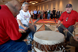 Mille Lacs Band closes deal on St. Paul hotels