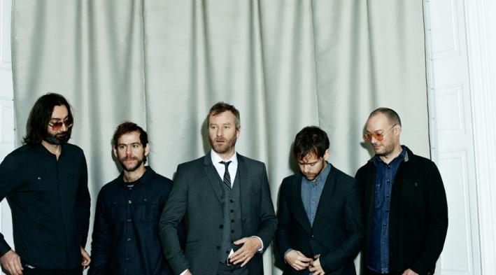 Cincinnati-via-Brooklyn indie rockers the National.
