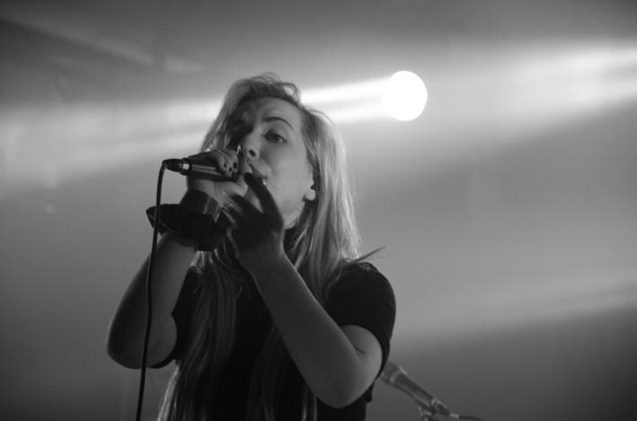Autra performs at South by Southwest 2013.