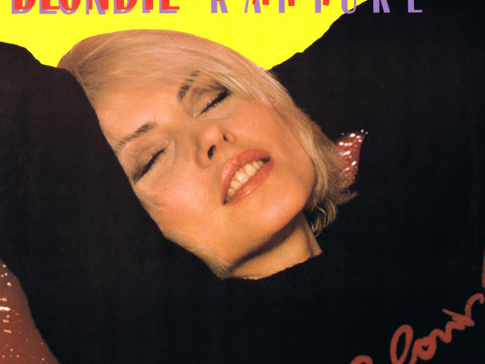"""Blondie had the biggest crossover hit with """"Rapture"""" Today in Music History."""