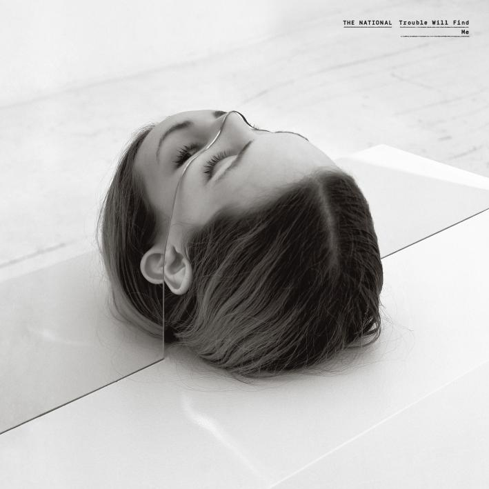 Cover art for the forthcoming album from The National,