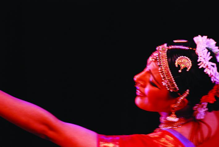 Aparna Ramaswamy of Ragmala Dance