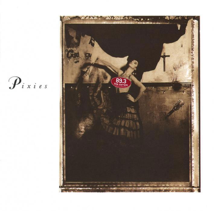The Pixies' debut full-length Surfer Rosa.