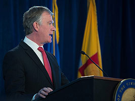 St. Paul mayor's State of the City speech focuses on transit, talent