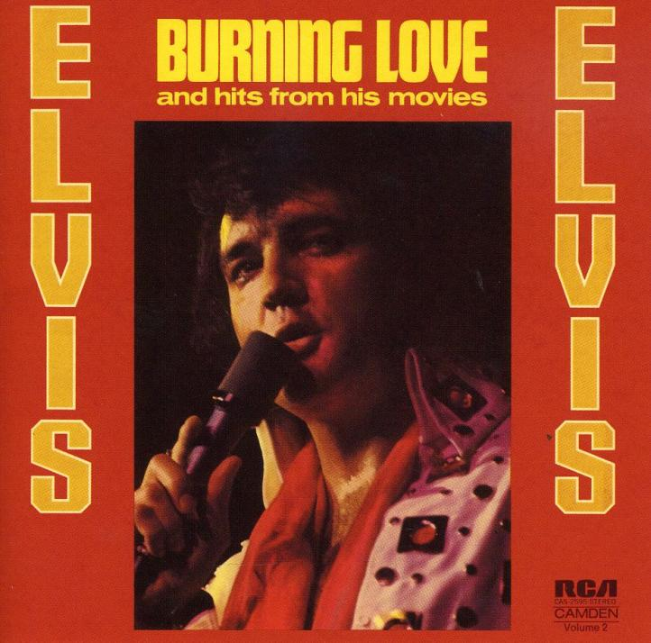 Elvis recorded his last hit Today in Music History.