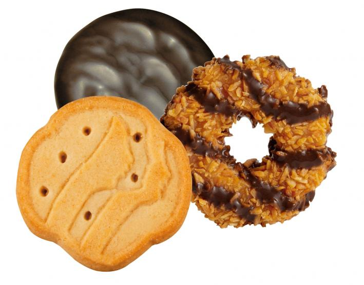 The Supertaster takes a look at the Girl Scout Cookies you know and love.