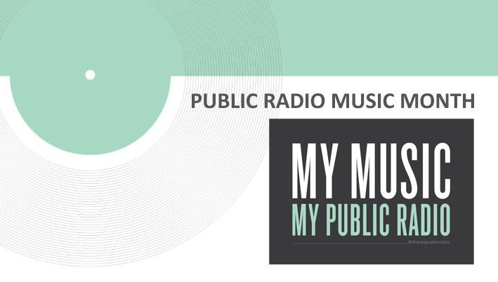 Public Radio Music Month