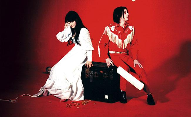 The White Stripes' fourth full-length album, Elephant.