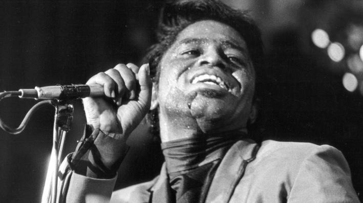 Celebrating James Brown's birth Today in Music History.