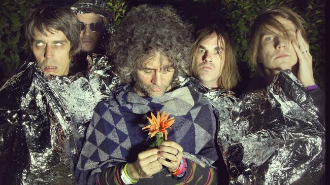 The Flaming Lips' new album, The Terror, comes out April 16, 2013.
