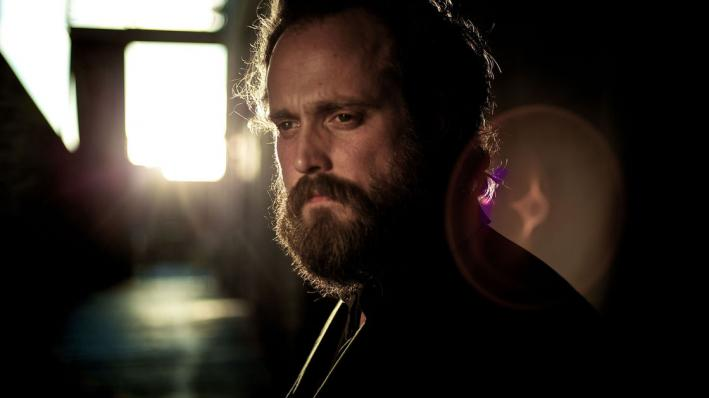 Sam Beam of Iron & Wine, whose album 'Ghost on Ghost,' comes out April 16, 2013.