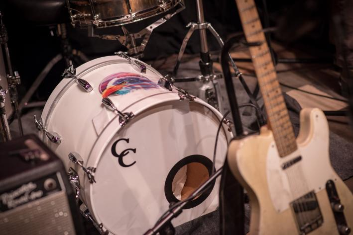 Dawes' gear at 89.3 The Current's UBS Forum.