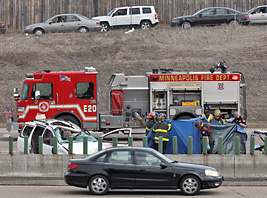 State Patrol recounts deadly weekend on Minn. roads