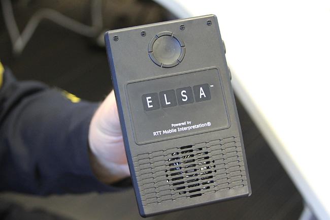 Dispositivo ELSA