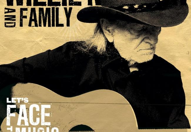Willie Nelson and Family - Face the Music and Dance