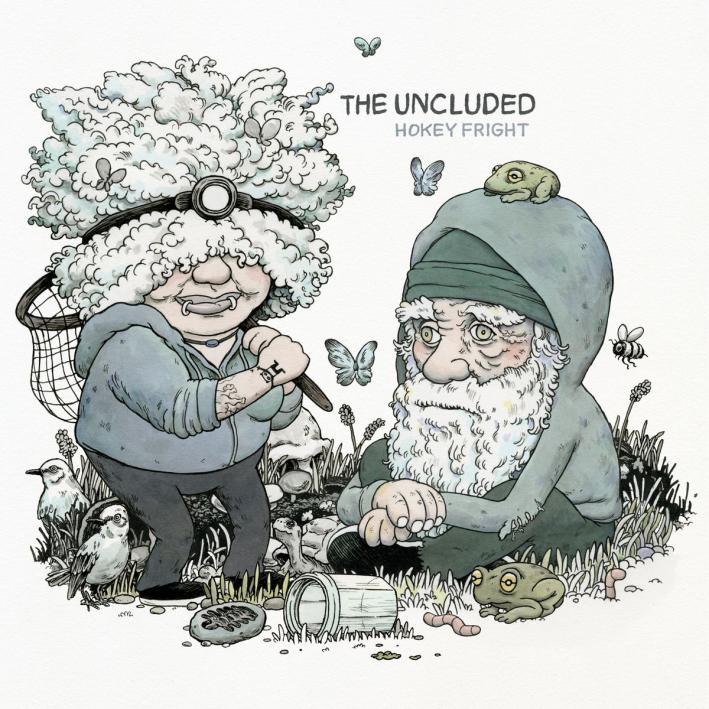 The Uncluded - Hokey Fright is out May 7, 2013 on Rhymesayers Entertainment.