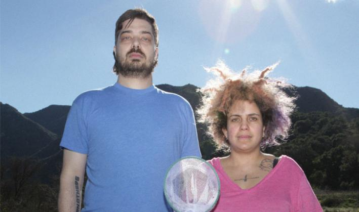 Aesop Rock and Kimya Dawson are The Uncluded