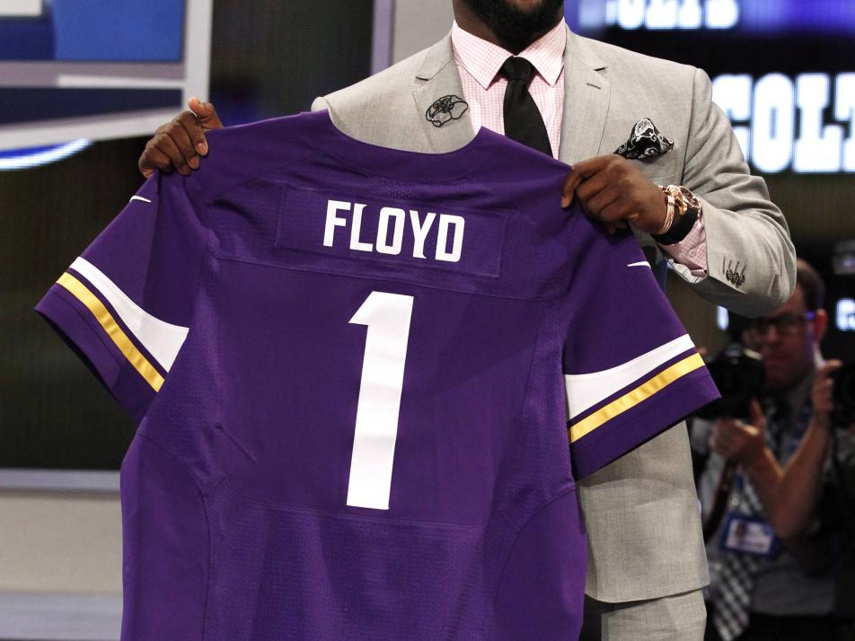 Michael Rand shares his thoughts on the Vikings draft picks.