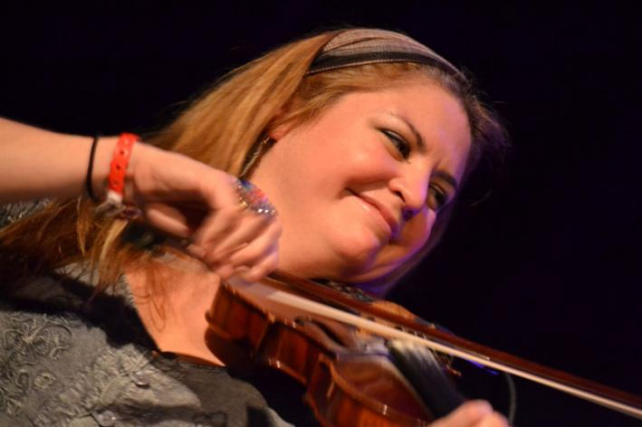 Cape Breton Fiddler Andrea Beaton
