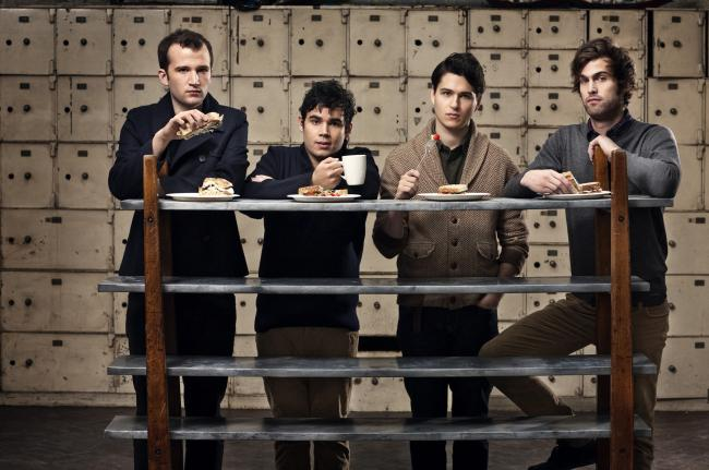 """Vampire Weekend drops their signature sound in favor of a more experimental direction for third album """"Modern Vampires Of The City."""""""