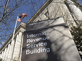 The Internal Revenue Service building