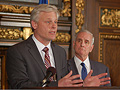Paul Thissen,  Gov. Mark Dayton