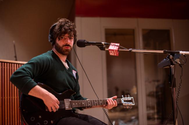 British experimental rock quintet Foals perform at The Current