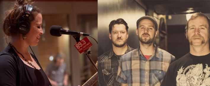 Twin Cities duo The Ericksons and Dallas garage rockers Oil Boom.