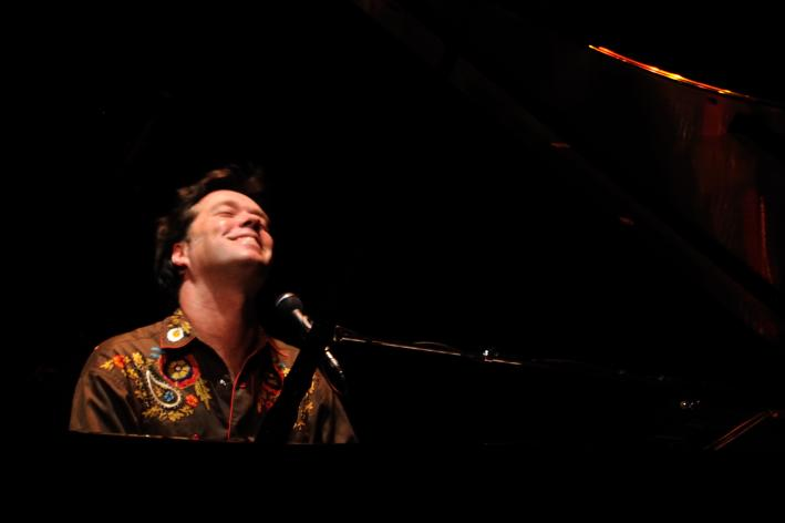 Rufus Wainwright performs at the Fitzgerald Theater for The Current Sessions on April 13, 2013.