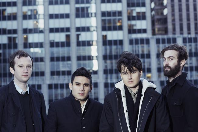 Vampire Weekend to play the Orpheum Theatre on August 5