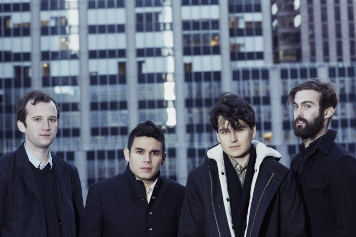 Indie superstars Vampire Weekend will play the Orpheum Theater on Aug. 5, 2013.