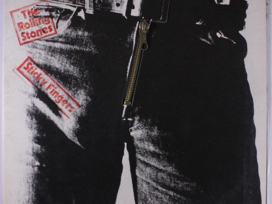 "The Rolling Stones put out ""Sticky Fingers"" Today in Music History."