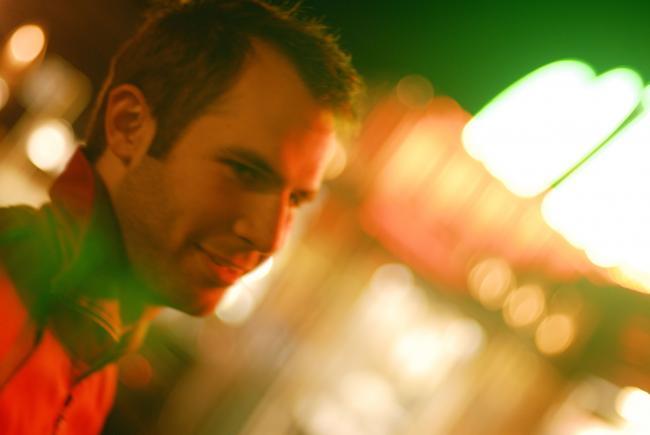 Singer songwriter, and new Minneapolitan Jake Armerding