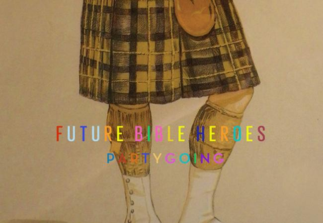 Future Bible Heroes - Partygoing