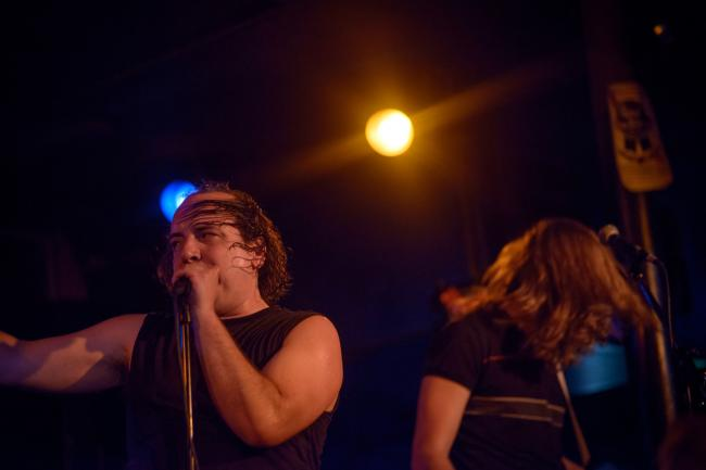 Har Mar Superstar performing at the Turf Club in May.