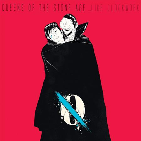 Queens of the Stone Age's sixth album is <em>...Like Clockwork</em>.