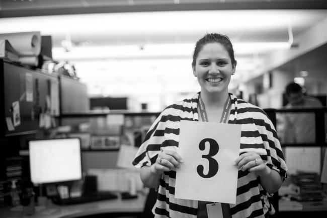 Assistant Program Director, Lindsay Kimball