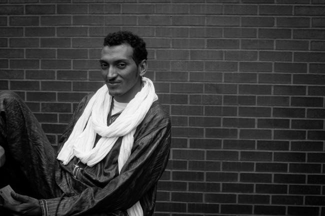 Bombino performs live in The Current studios