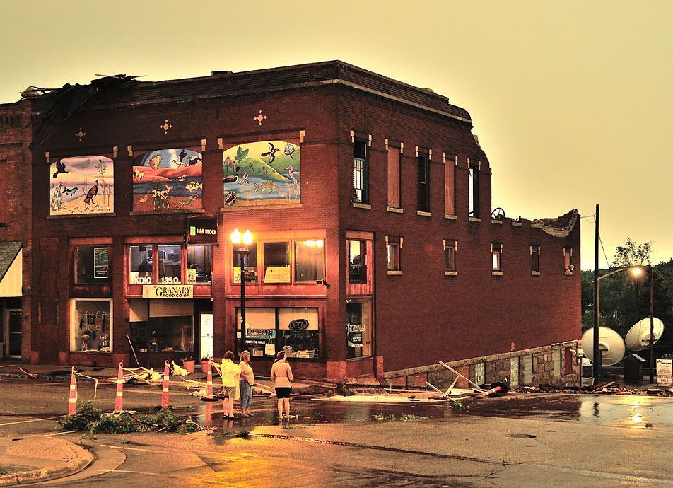 Photos Aftermath Of Severe Storms In Minn Minnesota