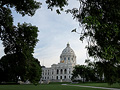 The Minnesota State Capitol