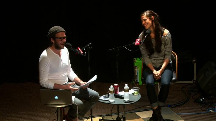 Dessa and The Local Show host David Campbell discussing her new record <em>Parts of Speech</em>.