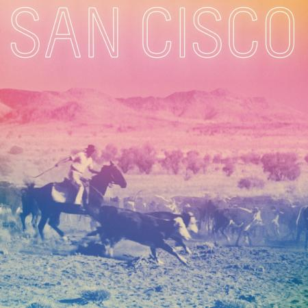 San Cisco's eponymous full-length debut out July 16, 2013