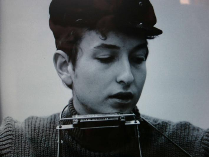 Bob Dylan recorded