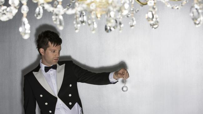 Mayer Hawthorne's new album, Where Does This Door Go, comes out July 16.