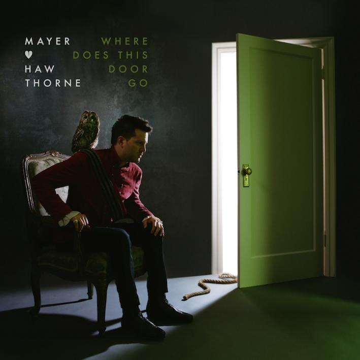 Mayer Hawthorne's <em>Where Does This Door Go</em>