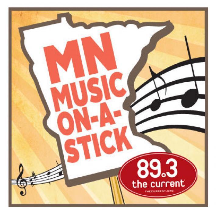 MN Music On-A-Stick