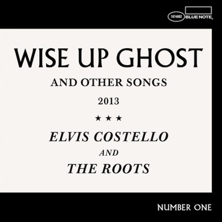 Album art for 'Wise Up Ghost' inspired by Allen Ginsberg's infamous poem book 'Howl.'